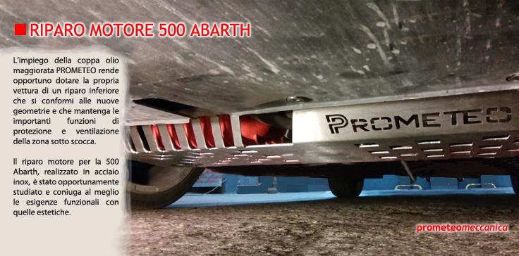 Riparo Motore Abarth